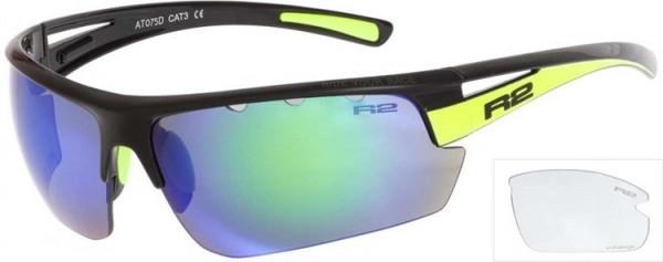 R2 SKINNER XL Sportsonnenbrille Wechselglas