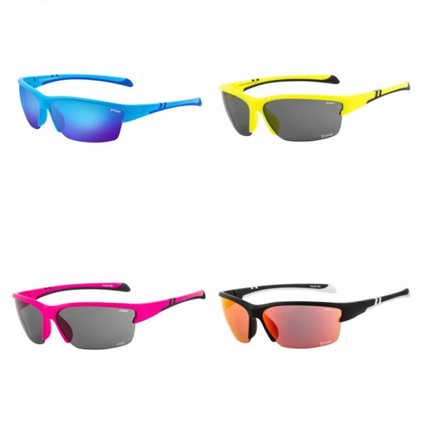 R2 HERO Sportsonnenbrille Wechselgläser für Kinder